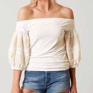NWT Free people / Rock With It Top
